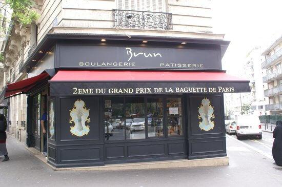 Boulangerie Brun
