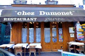Restaurant Joséphine Chez Dumonet