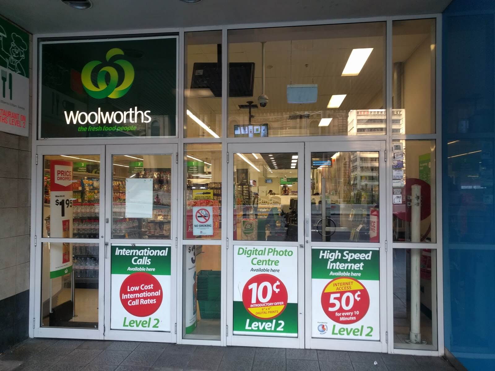 Woolworths Town Hall