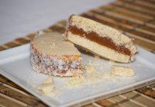 Alfajor (dulce de leche shortbread cookie)