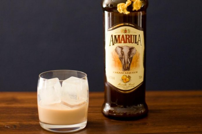 amarula south african cream liqueur