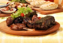 Asado (Argentinian-style BBQ meat)