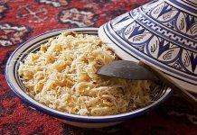 Balaleet Emirati vermicelli and eggs breakfast
