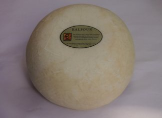 Balfour sheep-milk pecorino cheese