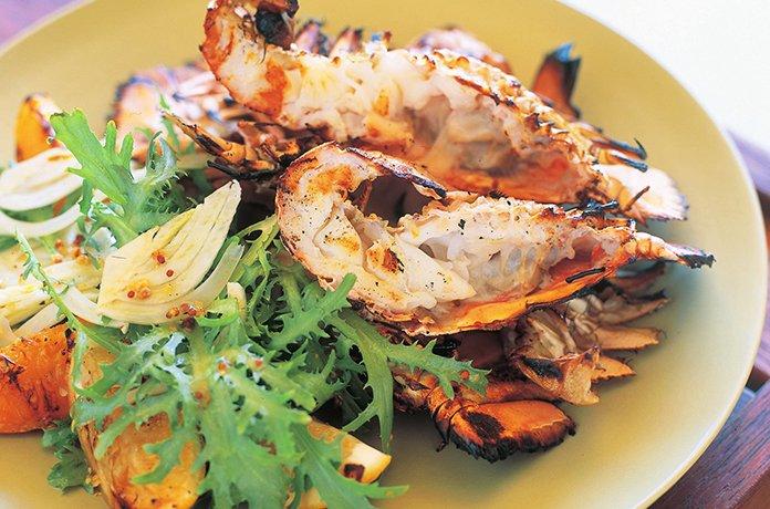 Balmain Bugs Slipper lobster