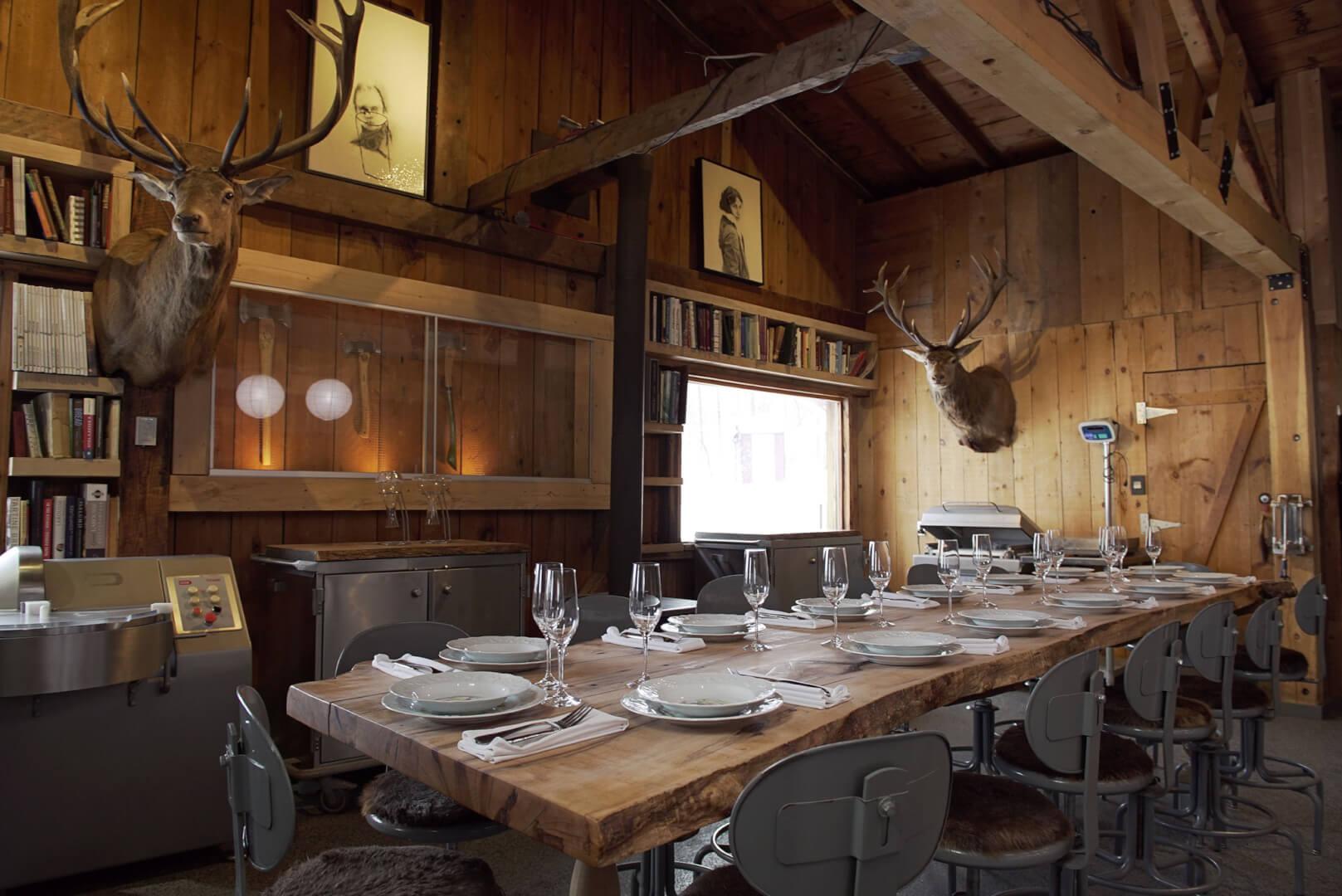 Cabane à Sucre Au Pied De Cochon