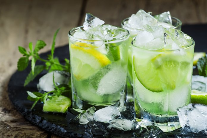 Caipirinha Brazil's national cocktail
