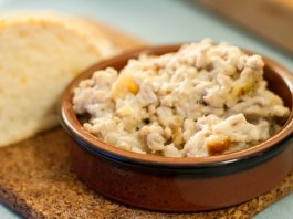 Cretons Quebec pork spread