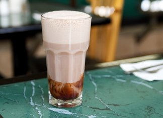 Egg Cream New York drink