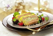 Foie Gras fatty liver