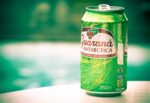 Guaraná Antarctica (soft drink)