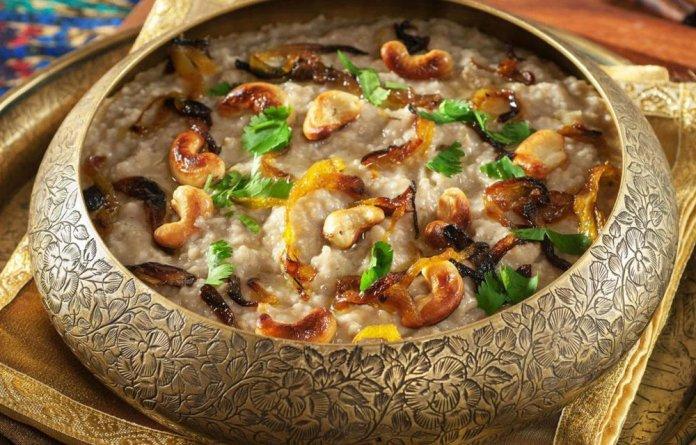 Harees (savoury porridge)