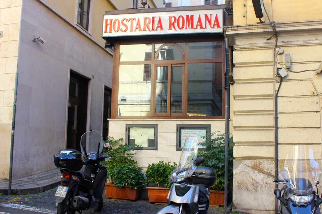 Hostaria Romana