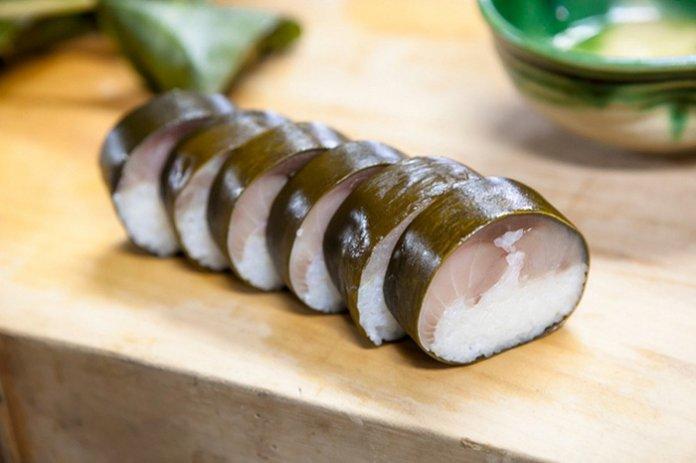 Kyoto-style Sushi