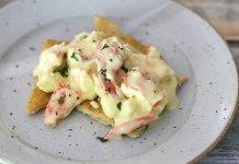 Creamy Lobster Newberg