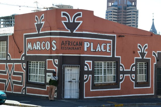 marco's african place