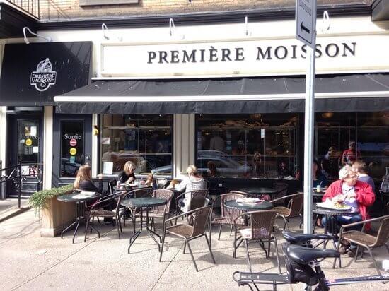 Boulangerie Première Moisson Montreal