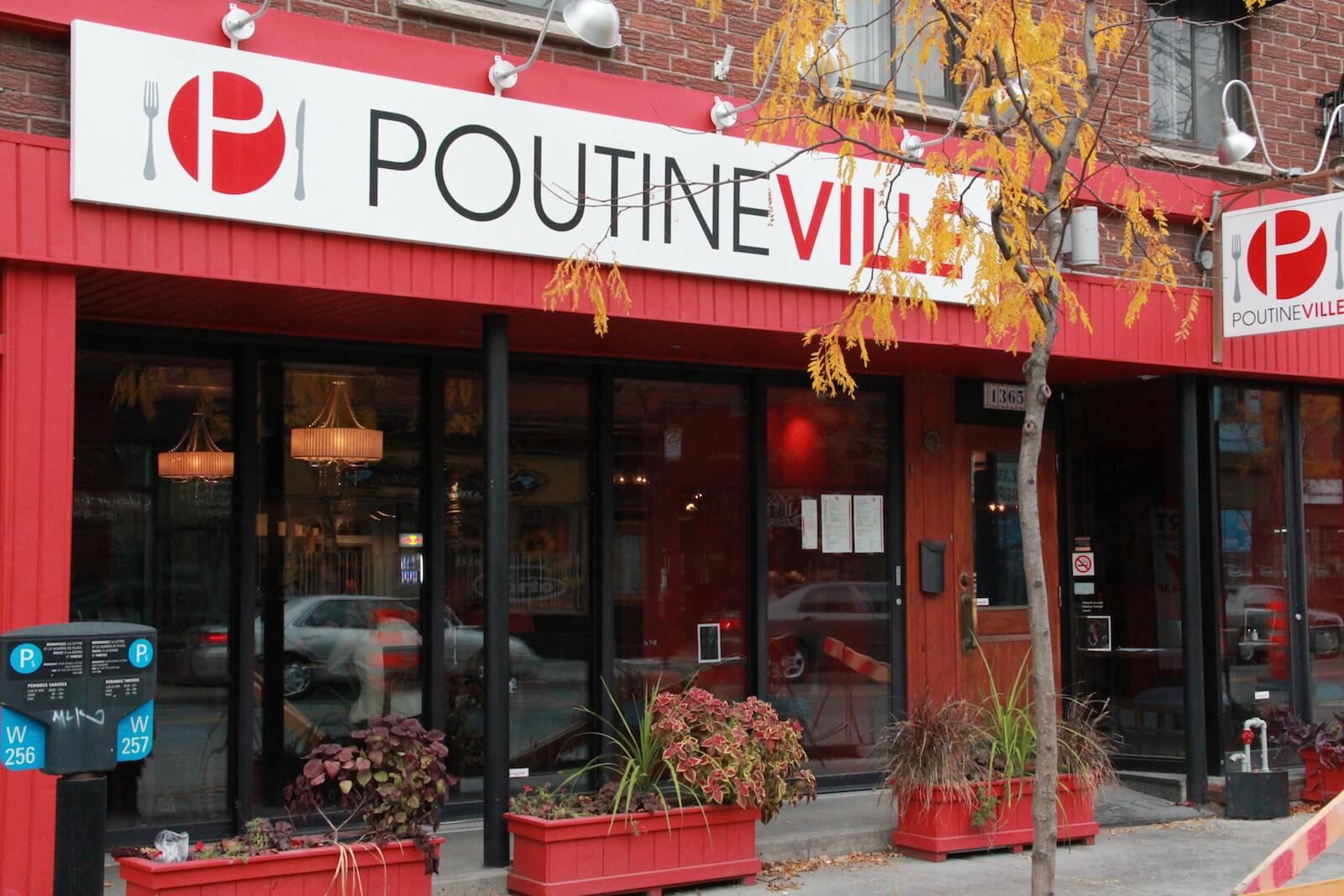 Poutineville Montreal
