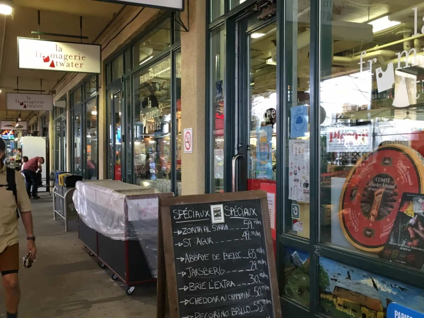 Fromagerie du Marché Atwater Montreal
