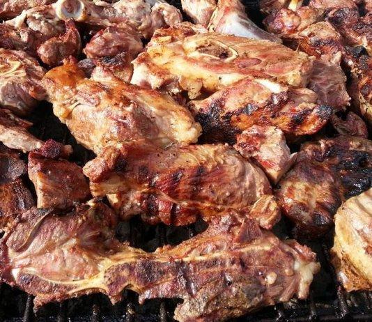 Nyama Choma Kenyan-style grilled meat