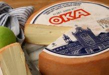 Canadian Oka Cheese