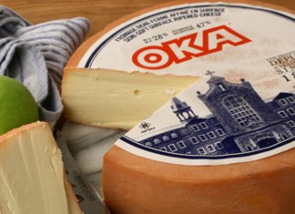 Canadian Oka Cheese