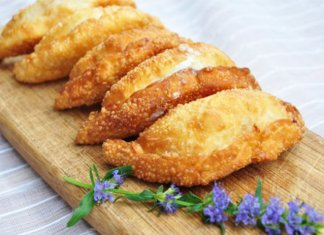Pastel (fried Brazilian pastries)