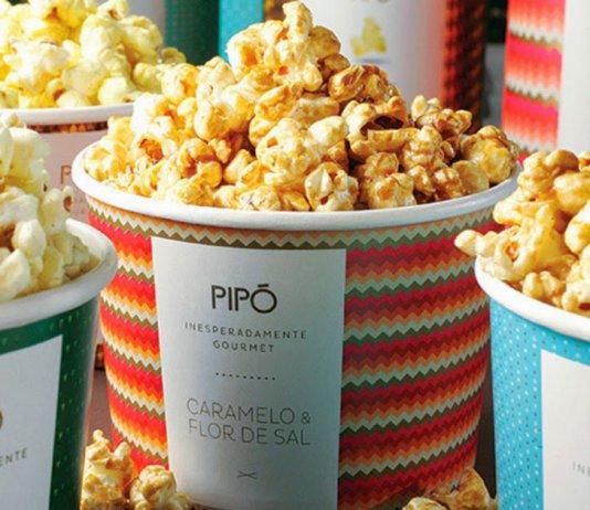 pipoca Brazil popcorn
