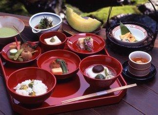 shojin ryori Buddhist cuisine