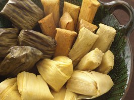 Tamale food staple for Mexicans