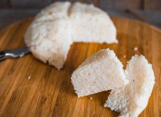 Ugali Kenyan cornmeal porridge