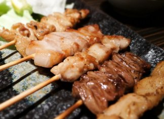 Yakitori Grilled Skewers