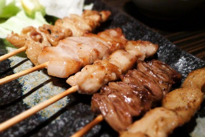 Yakitori Grilled Skewers
